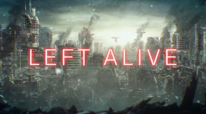 Left Alive will be a third-person shooter set in the world of Front Mission