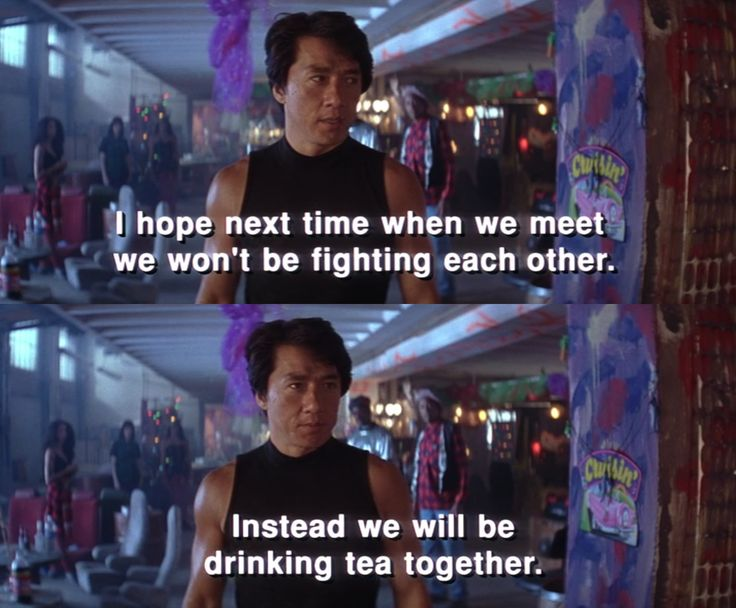 """Rumble in the Bronx 