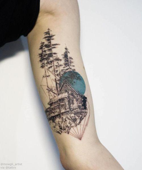 Tattoo Ideas Uk: 1000+ Ideas About Scenery Tattoo On Pinterest