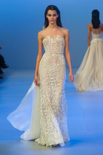 Elie Saab - Couture Spring 2014 - Paris #pfw #pfw2014