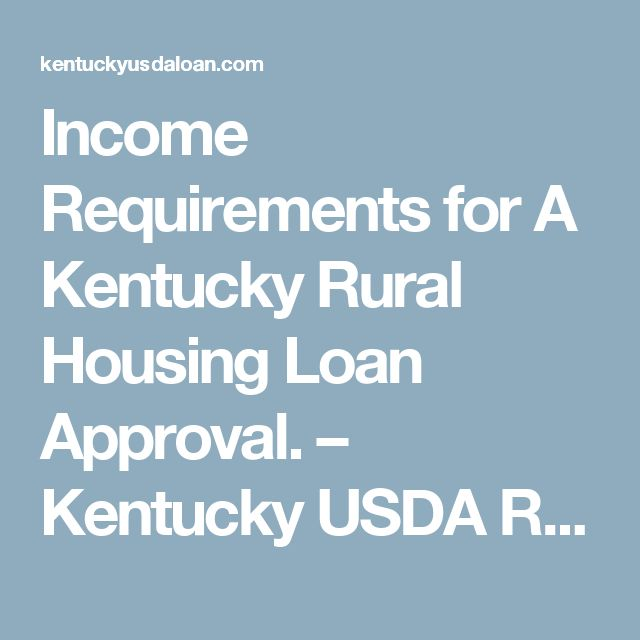 1000+ images about Kentucky USDA Rural Housing Mortgage Homes and Loans on Pinterest | Kentucky ...