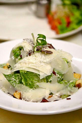 Hurricane's Caesar Salad - Hurricane's Grill Bondi Beach