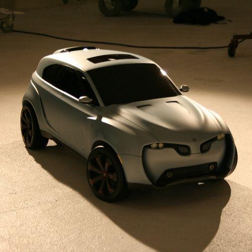 BMW X-7 Concept Dave Torres