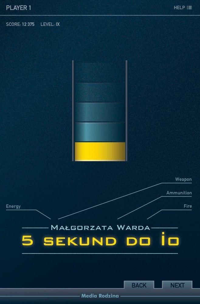 5 sekund do IO - Wydawnictwo Media Rodzina - Książki, Audiobooki, eBooki