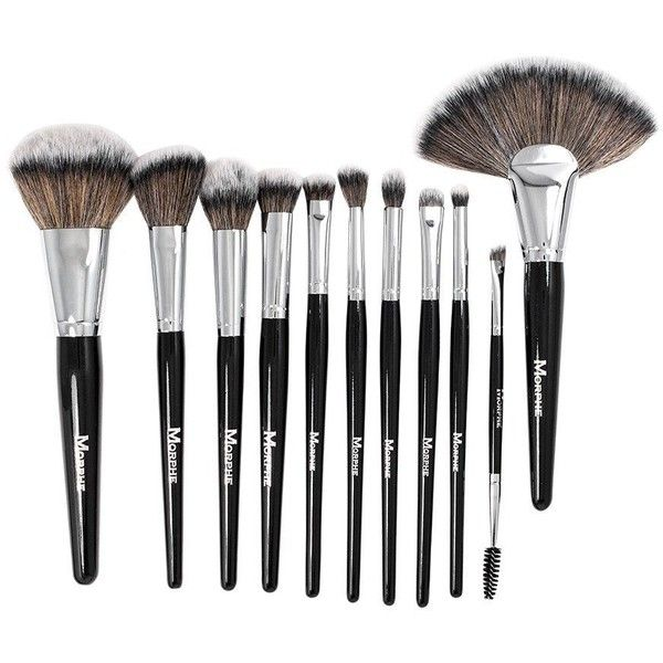 SET 504 SCULPT AND DEFINE SET Morphe (£46) ❤ liked on Polyvore featuring beauty products, makeup, brush set makeup, morphe makeup and morphe cosmetics