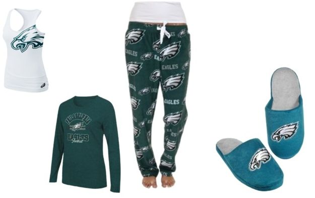 Go to sleep with your favorite #Eagles gear!