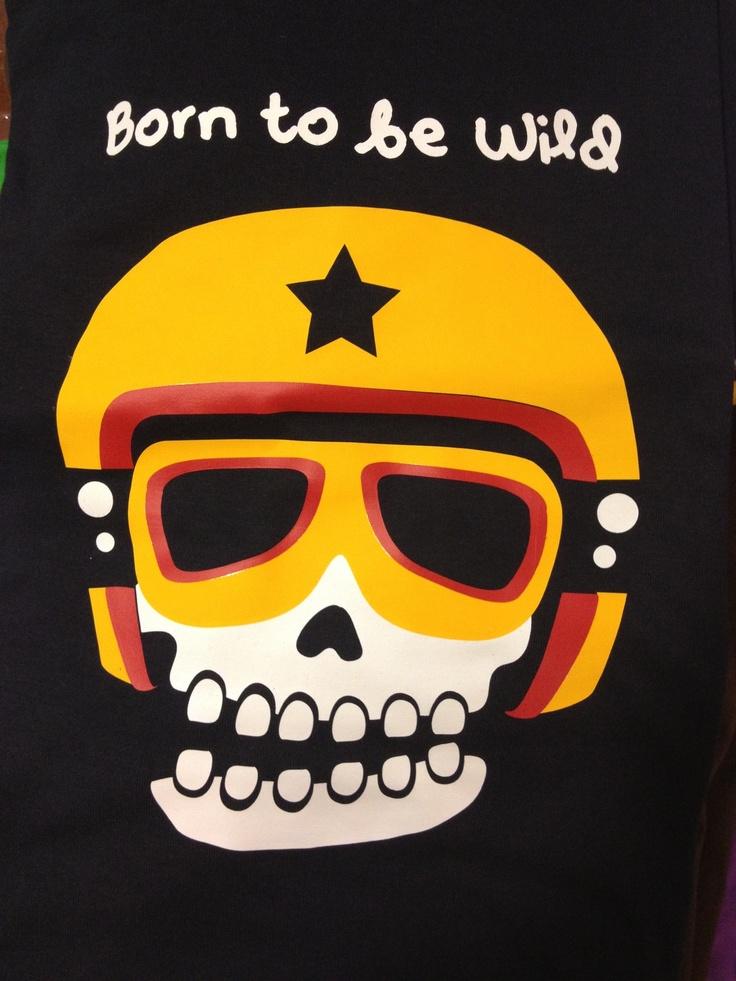 Born to be wild!  www.mangacorta.cl