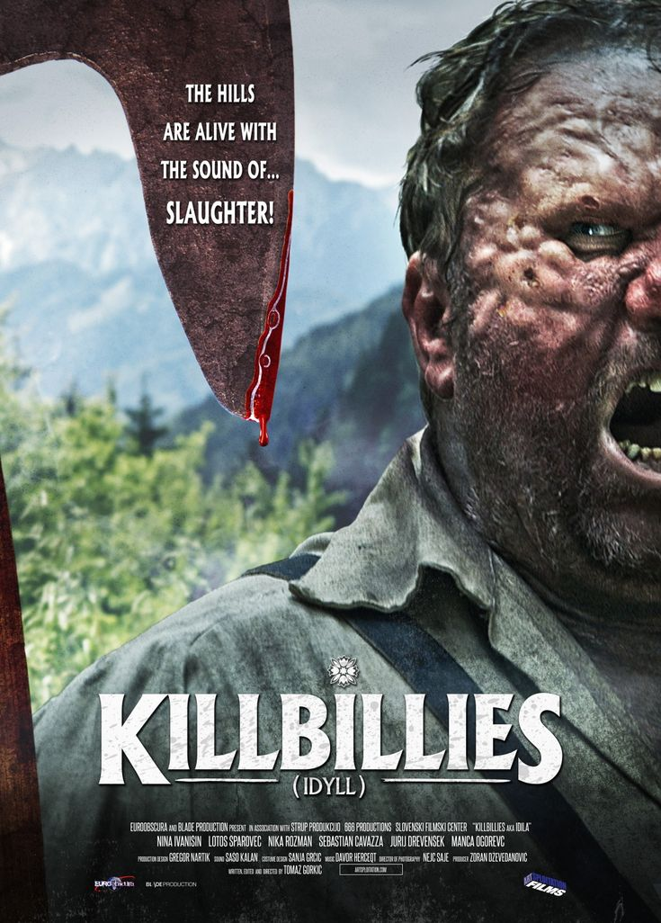Killbillies – The Slovenian action horror gets a new poster | Live for Films