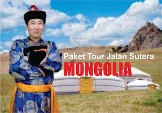 Paket Tour Jalan Sutera Mongolia layak untuk dijadikan tujuan destinasi wisata anda berikutnya. Liburan dengan keluarga, sendiri maupun rombongan bersama karyawan lain di perusahaan tempat anda bekerja saat ini dengan berkunjung ke Mongolia akan merasakan sensai tour yang luar biasa berbeda. Percayakah anda? Silahkan berkunjung untuk membuktikannya