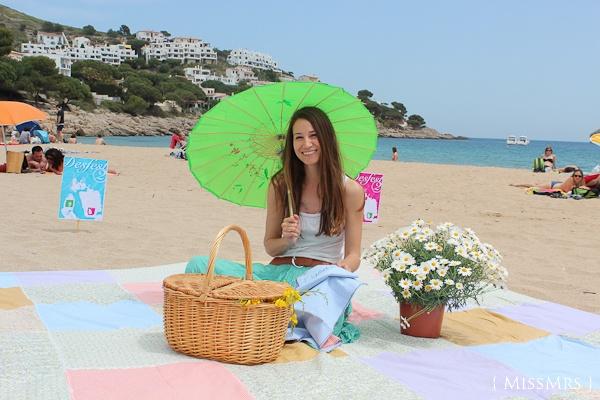 Despedida de soltera en la playa #labodadeXD