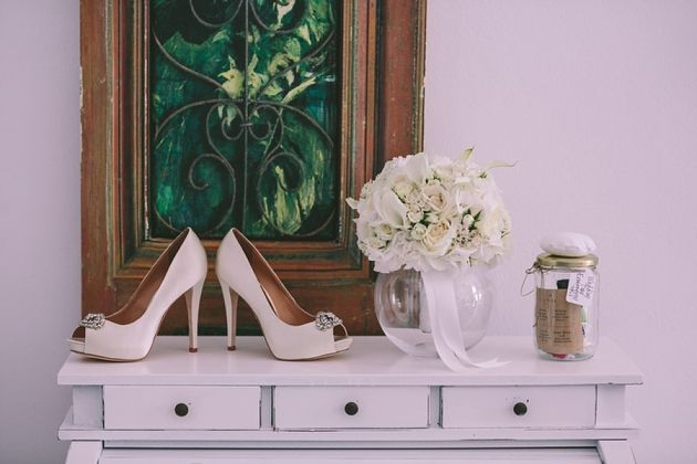 Wedding Details by Stella And Moscha for a wedding in Santorini