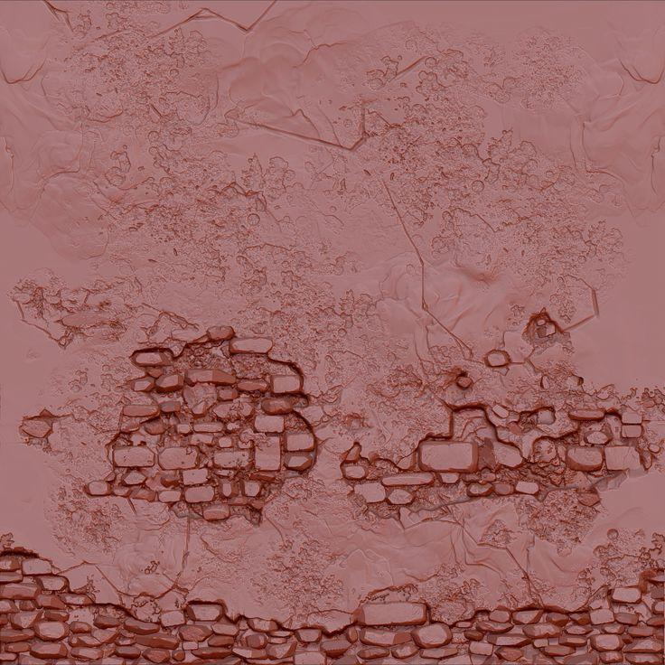 ArtStation - Texture Works, Brett Lo
