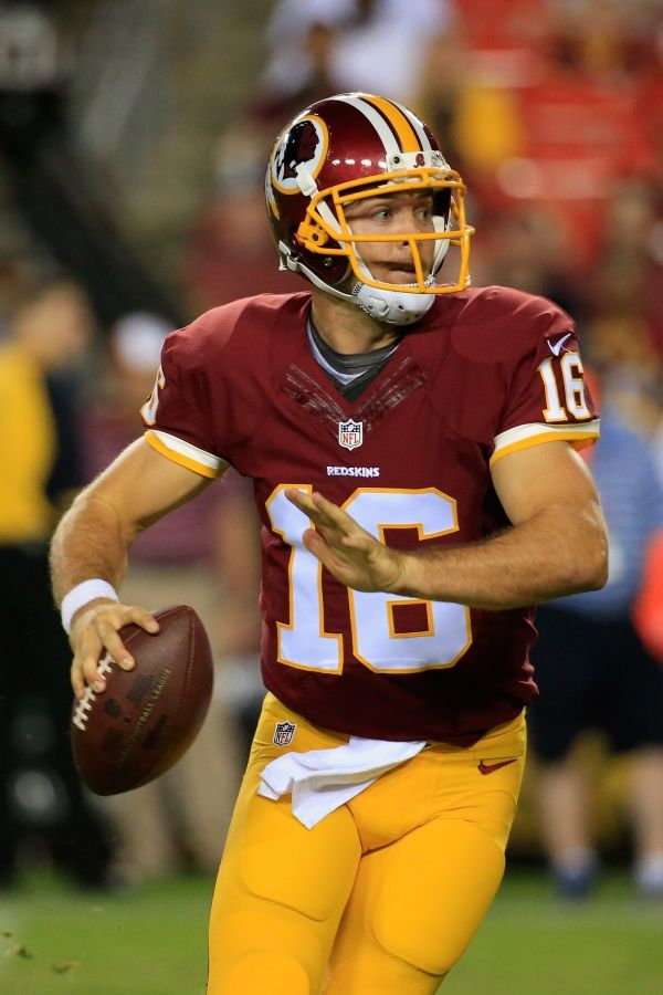 106....Colt McCoy - QB - Washington Redskins