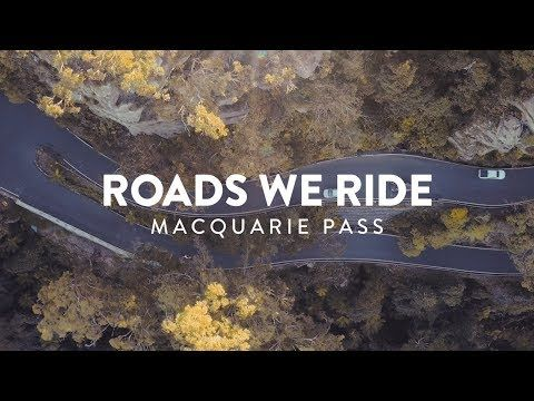 Roads We Ride: Macquarie Pass - YouTube