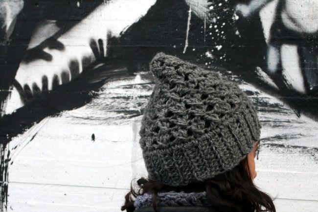 Urban elf crochet elf free pattern by Fabcroc with DMC wool