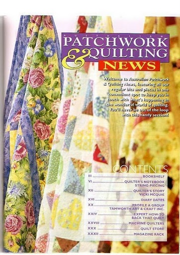 Patchwork & Quilting News