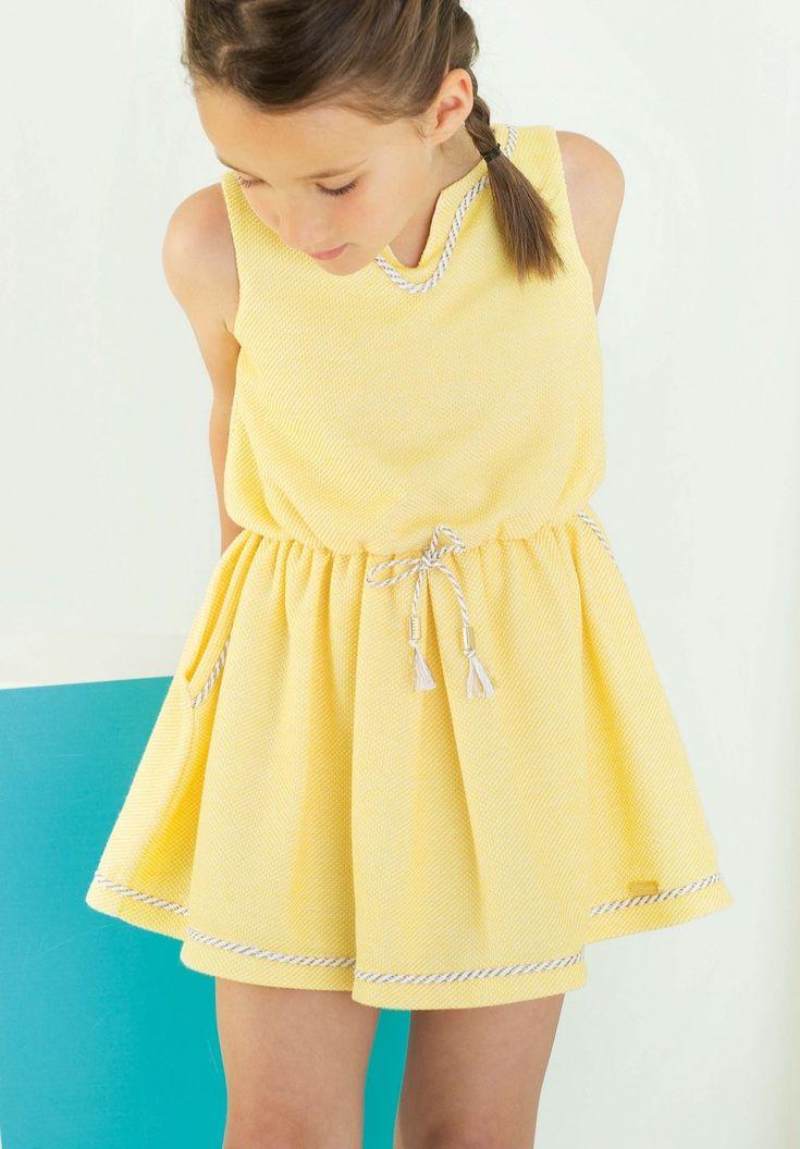 Pili Carrera vestidos, dresses. Summer