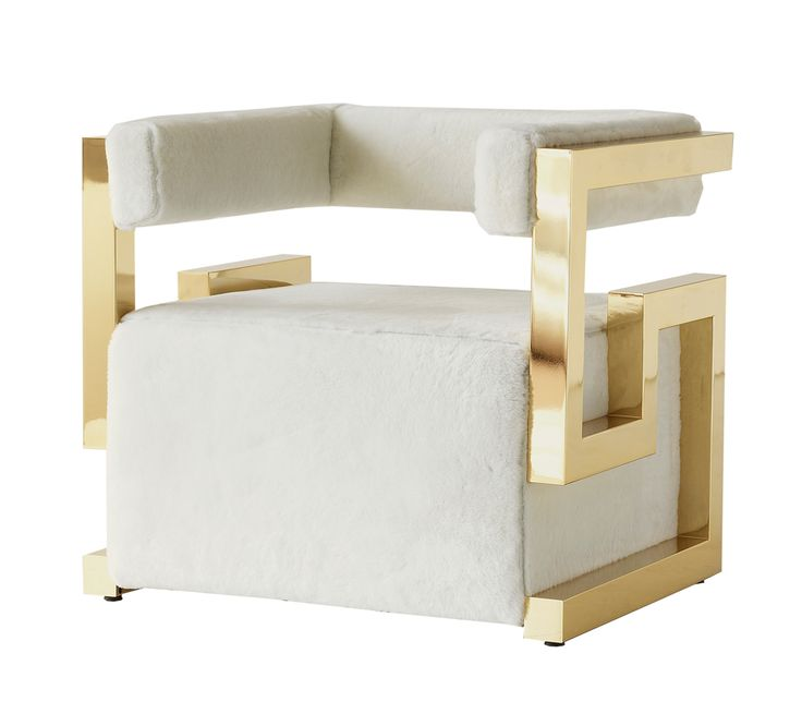 """White couches to recline upon / And ornaments of gold"" - SIOUXSIE AND THE BANSHEES (revisited) - (Versace Home) http://www.bykoket.com/all-products.php#chairs-dining-chairs"