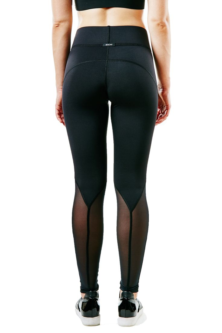Leggings are every girl's best friend. They're soft, comfy, and so easy to turn into a cute outfit. Michis Deco Leggings will change your life. #black