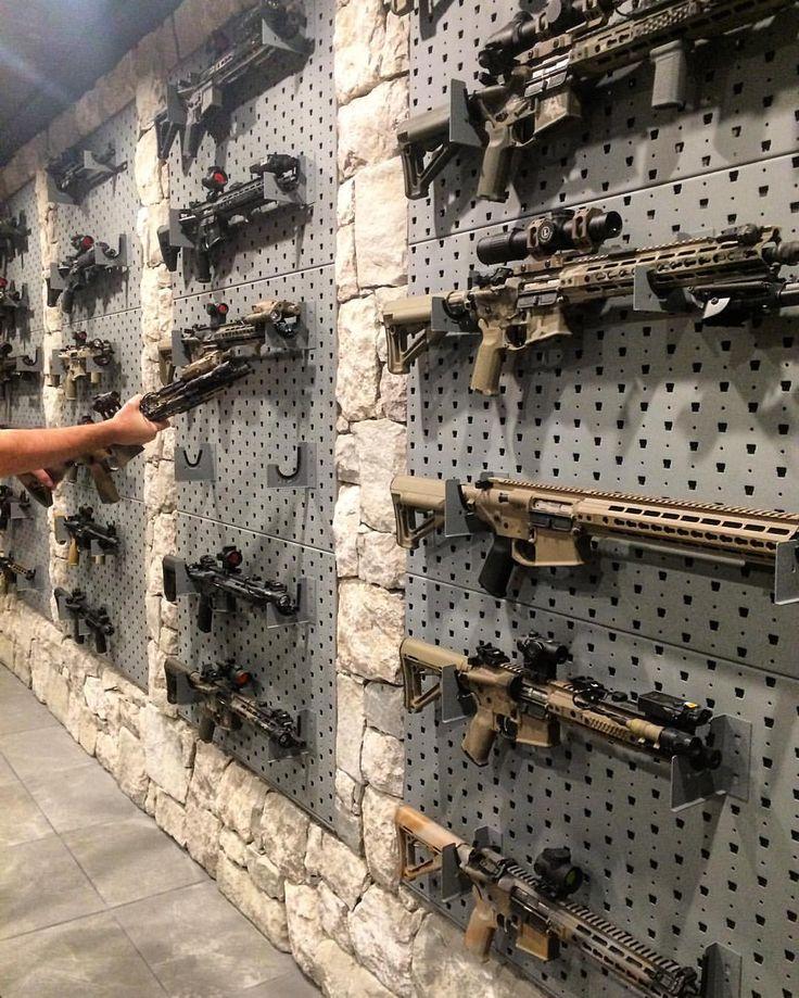 366 Best Gun Room Images On Pinterest Gun Rooms Guns