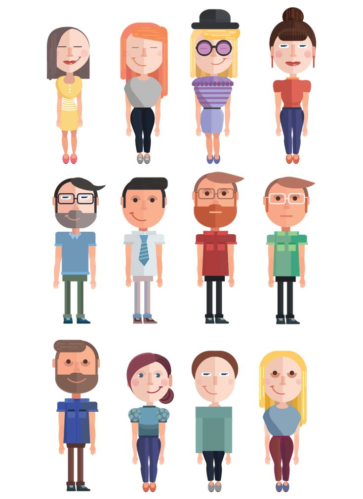 Character Design Mix on Behance