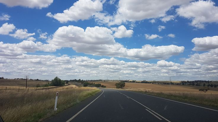 Another pic from the road between Wagga and Junee
