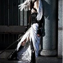 Alexiel Cosplay Costume