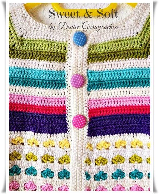 Girls sweaters  - pattern 6