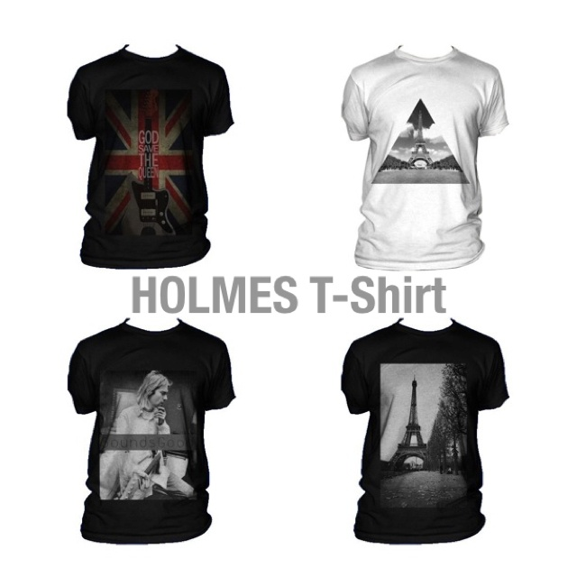 Visit www.holmestshirt.com formore information or order cp:08161929861