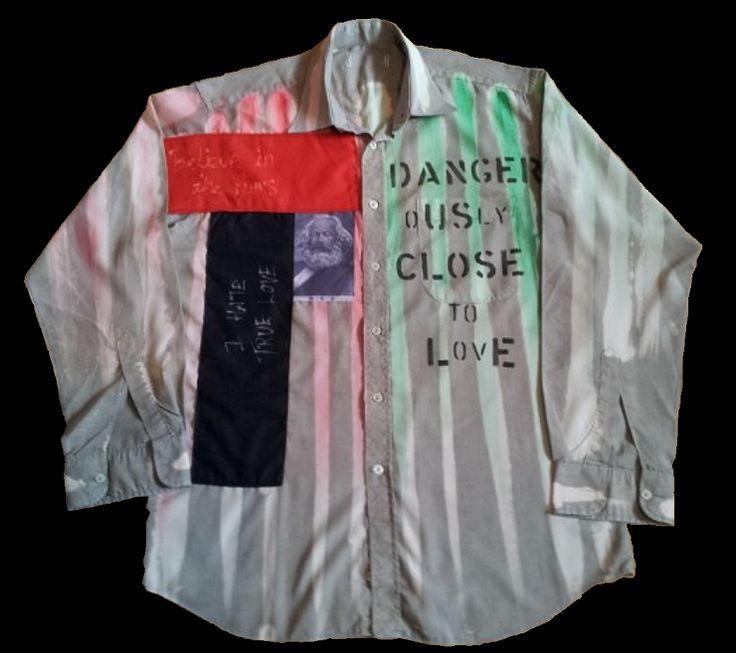 1976 Shirt by Vivienne Westwood & Malcolm Mclaren