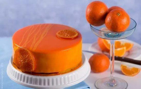 Рецепты апельсинового торта с шоколадом и без: секреты выбора