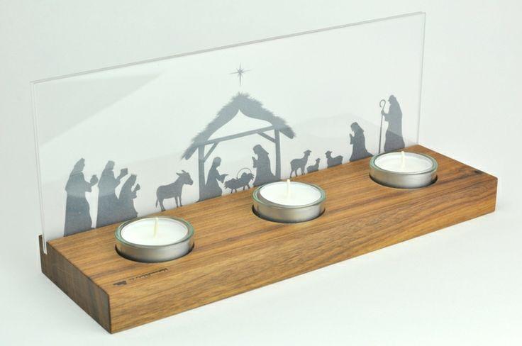 KRIPPE  Bethlehem von klotzaufklotz auf DaWanda.com