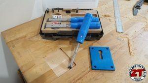 Test outils Kreg : station de serrage Klamp plate & pince Automaxx