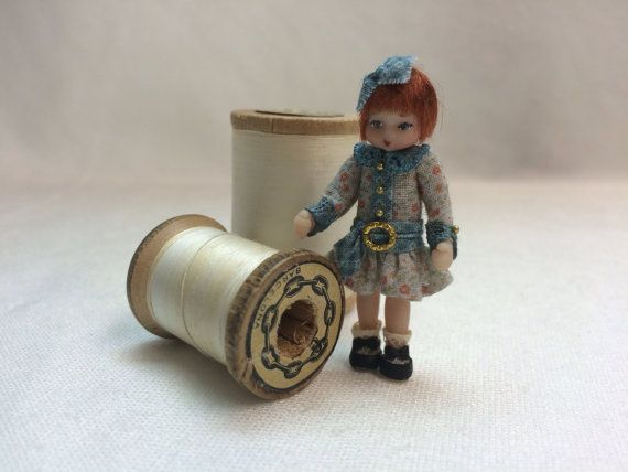 Articulated+Mini+doll+Rose+Marie+by+AnandaMiniaturas+on+Etsy