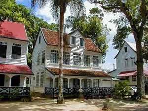 Fort Zeelandia Paramaribo, Suriname