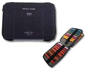 Canvas Artists' 120 Pencil Case