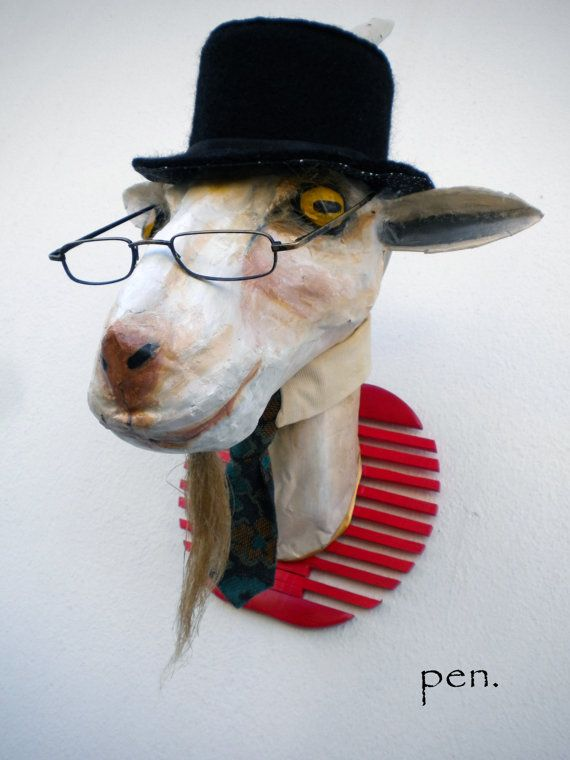 70 Best Faux Taxidermy Images On Pinterest Faux