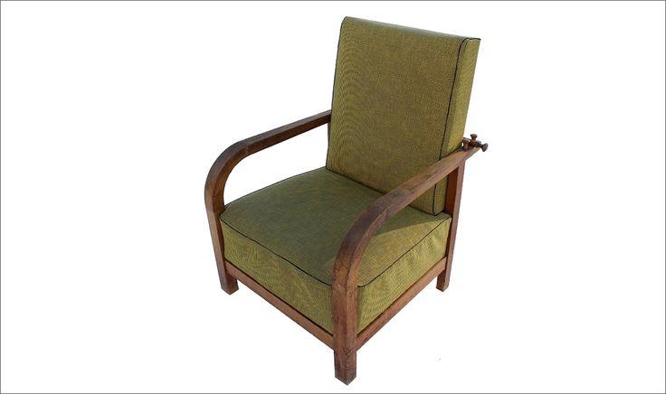 Fotel Art-Deco