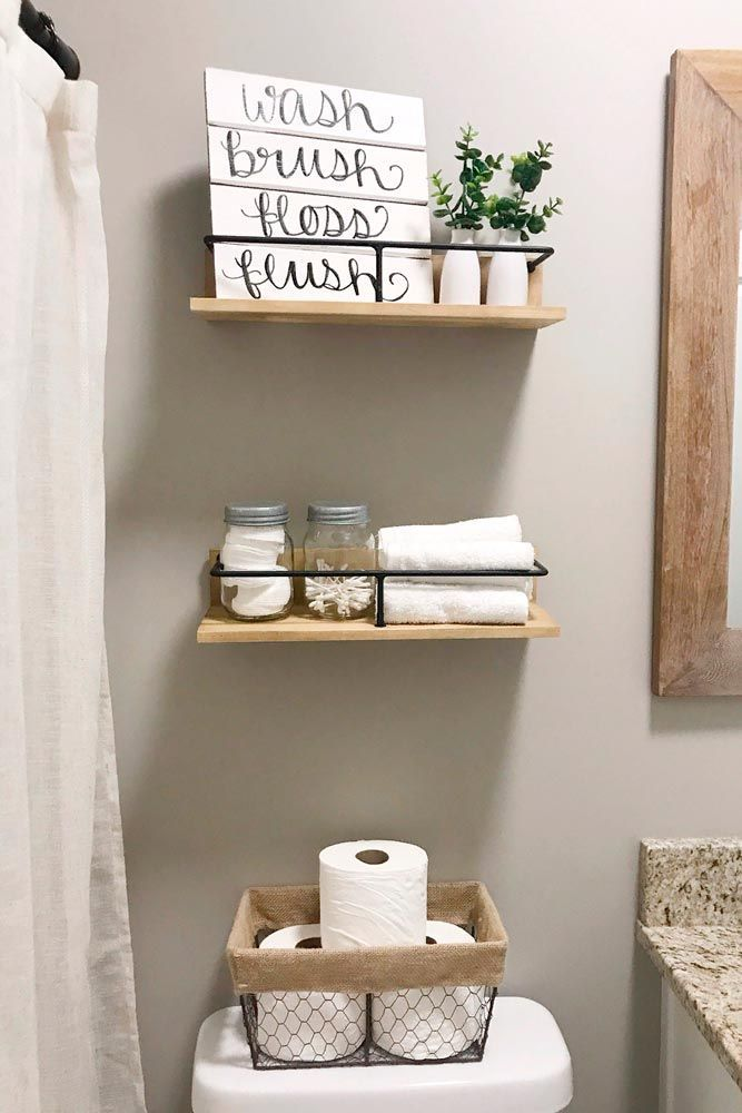 24 Stylish And Useful Bathroom Accessories For The Unique Design
