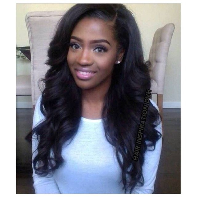 Remarkable 1000 Images About Weave Sew Ins Hairstyles On Pinterest Human Short Hairstyles Gunalazisus