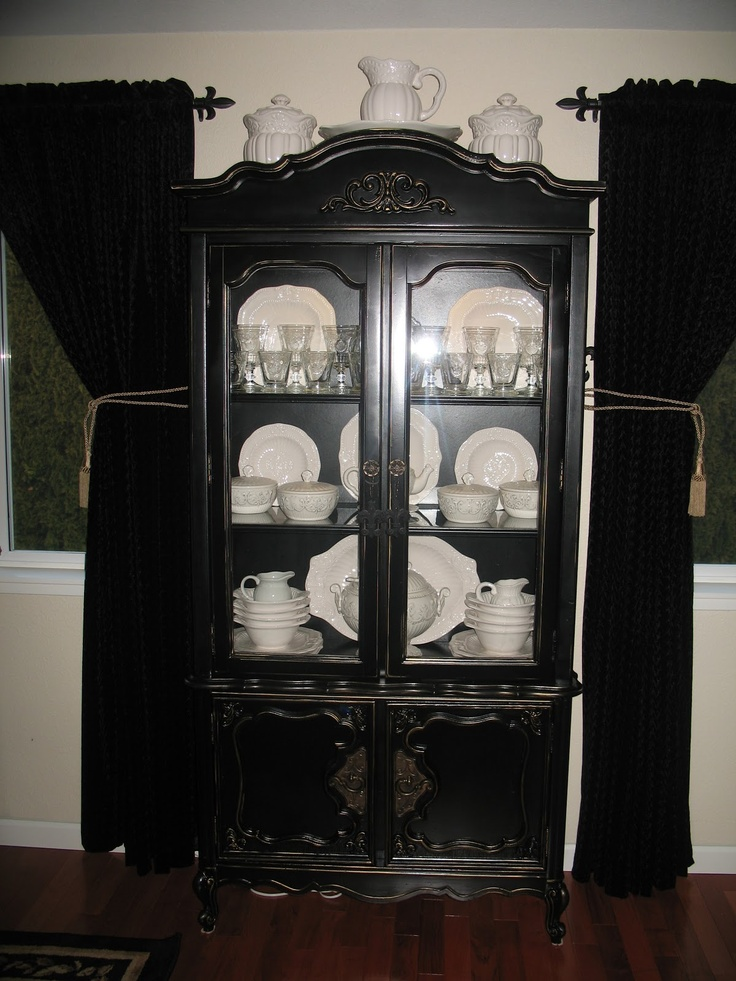 17 best images about dining room hutch redo on pinterest
