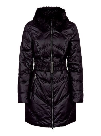 Marciano long Coat with belt