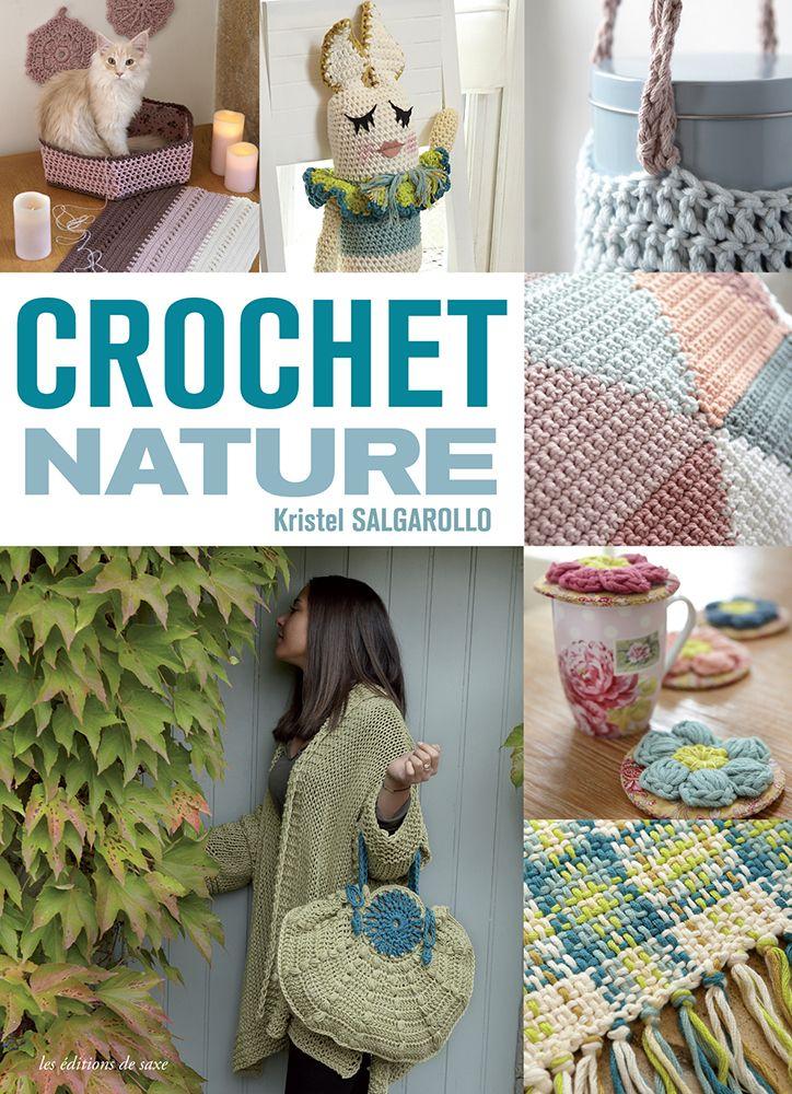 Découvrez 26 modèles au crochet uniquement confectionnés avec le fil DMC Natura XL. Ce fil 100 % coton se décline dans de merveilleuses couleurs et sa grosseur permet de crocheter rapidement et facilement les superbes créations imaginées par Kristel Salgarollo.