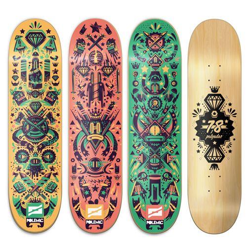 decks.