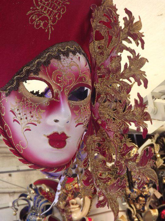 Venetia, mask