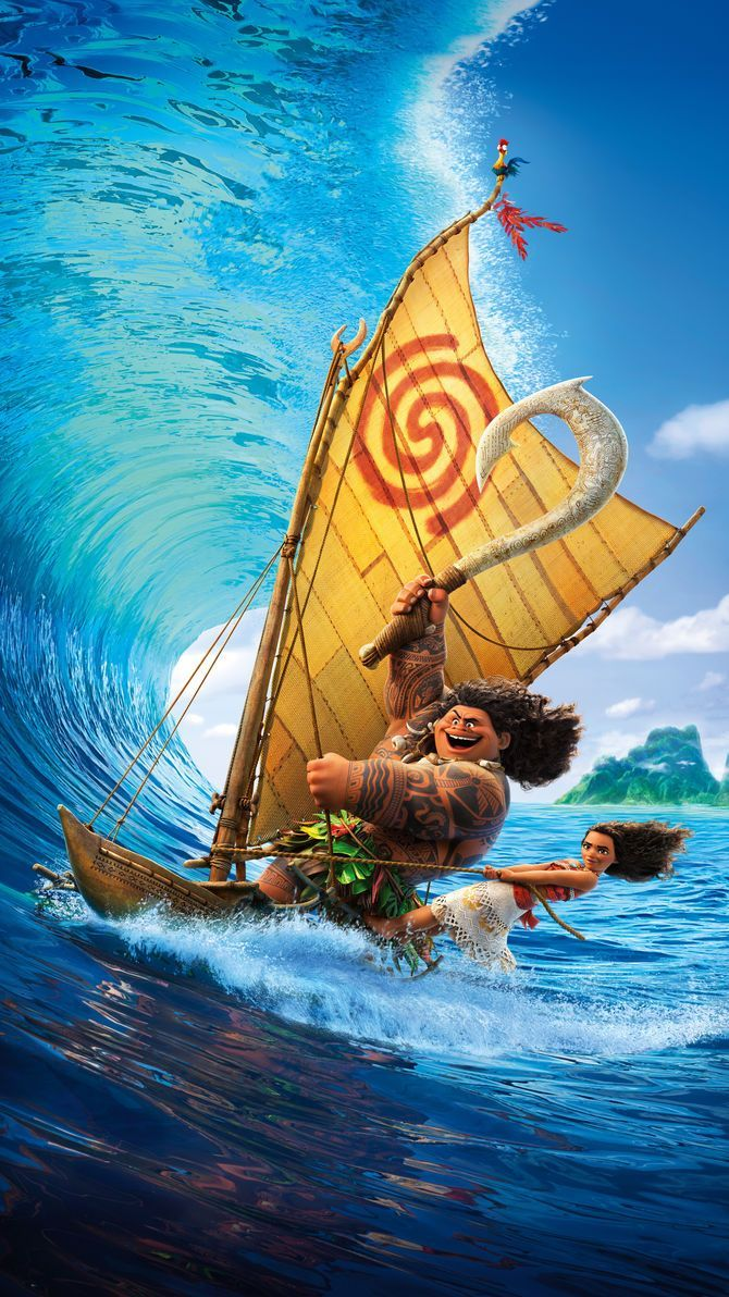 Wallpaper For Moana 2016 Click Here To Download Moana Wallpaper Papel Tapiz Disney Peliculas De Disney Moana Disney