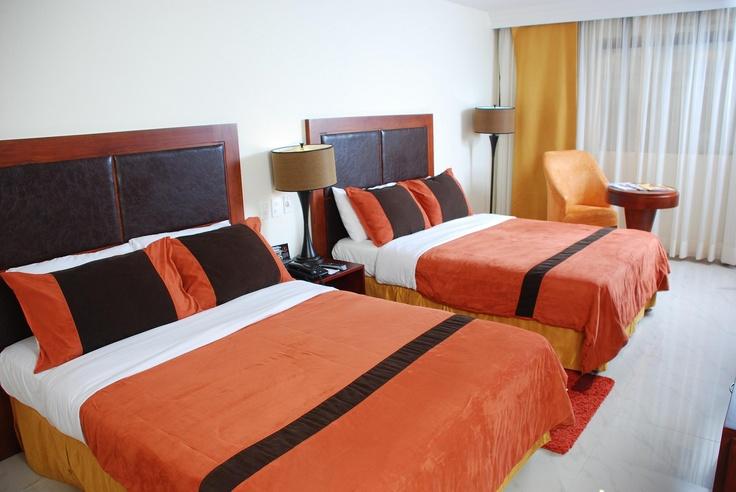 Habitación de #hotel Celuisma Hoteles