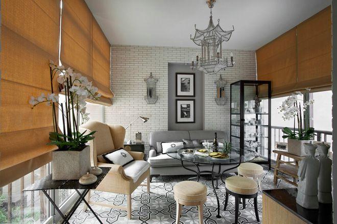 Квартира 200 м2. Декаданс на Патриарших от Юлии Нестеровой - Дизайн интерьеров   Идеи вашего дома   Lodgers