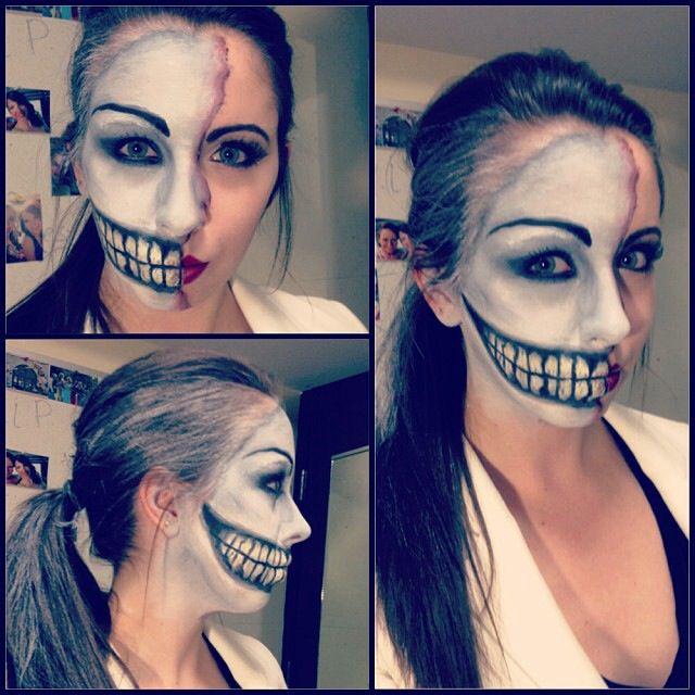 39 best Halloween makeup ideas images on Pinterest | Halloween ...