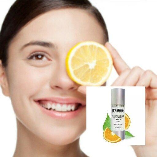 La Vitamina C ejerce 4 acciones fundamentales en la piel: Antioxidante, Regenerante, Hidratante y Luminadora. No te quedes sin la tuya!